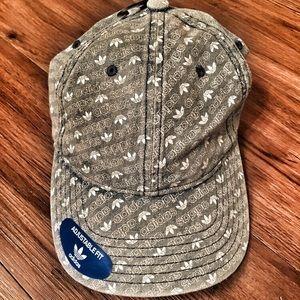 ADIDAS baseball cap.